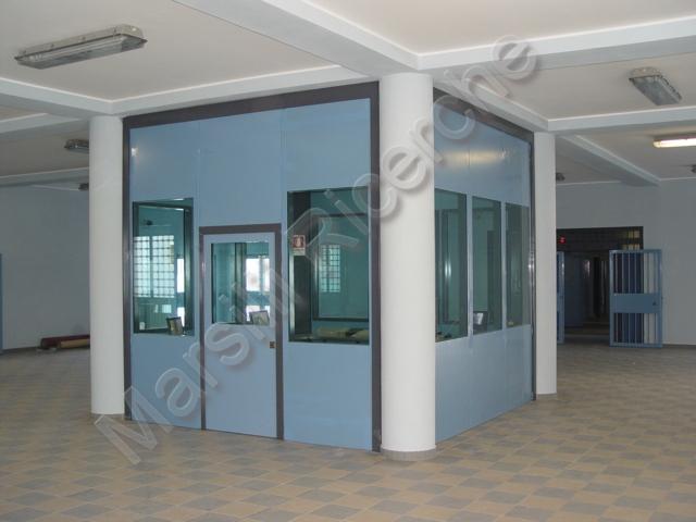 Box interni e vetrate