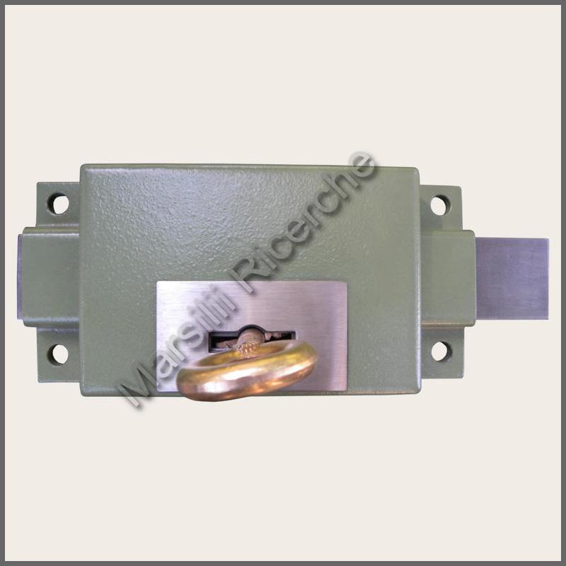 Cerradura reversible de seguridad -